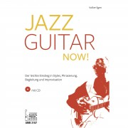 Acoustic Music Books Jazz Guitar Now!