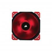 Ventilador Corsair ML120 PRO LED Rojo De Levitación Magnética De 120 Mm. CO-9050042-WW