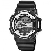 Casio G-Shock Analog-Digital Grey Dial Mens Watch - GA-400-1ADR (G548)