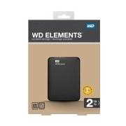 "HDD EXTERN 2.5"" 2TB USB3.0 ELEMENTS PORTAB"