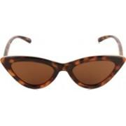 Daniel Klein Butterfly Sunglasses(Brown)