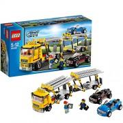 Lego City Great Vehicles Auto Transporter, Multi Color
