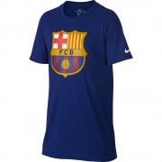 Детска Тениска Nike FCB Youth NK TEE EVERGREEN 898629-455