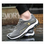 hombre Zapatos Casuales Fashion-cool-Gris