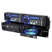 Omnitronic XDP-2800 Dual CD/MP3 Player