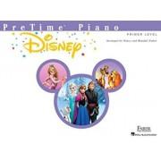 Pretime Piano Disney: Primer Level, Paperback/Hal Leonard Corp