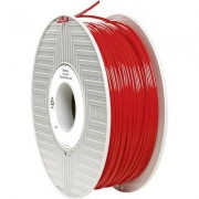 3D nyomtató szál Verbatim 55279 PLA műanyag 2.85 mm Piros 1 kg (1398203)