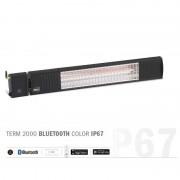Burda WTG Burda Bluetooth TERM 2000 IP67 Heizstrahler (Farbe: Schwarz)