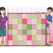 B.E.S.T BEAUTIFUL pure Cotton Face Towel luxury Handkerchiefs ( Smart Set Of 12 Pcs )