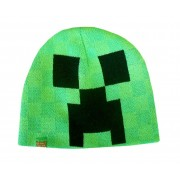 Fes Creeper Face licenta Minecraft