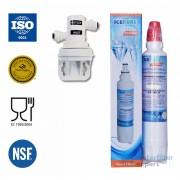 Icepure Waterfilter WFC2500A en Filterkop voor AP2-C401-SG
