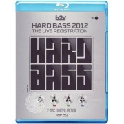 Video Delta Hard bass 2012 - The live registration - Blu-Ray