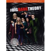 Video Delta The big bang theory - DVD - Stagione 6
