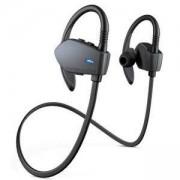 Слушалки Energy Sistem SPORT 1, тип тапи, безжични (Bluetooth 4.1), микрофон, до 8 часа време за работа, Графит, 427451