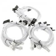 Kit cabluri modulare Super Flower White