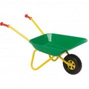 Rolly toys carriola in metallo verde 271900