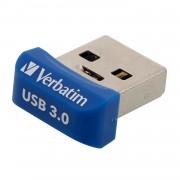 NANO Memoria USB 3.0 64GB Blu