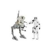 Boneco Star Wars Assault Walker Com Carrinho B3917 - Hasbro