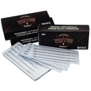 Virtue Round Shader Tattoo Needles (Pack of 50) (1209RS)