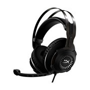 Kingston HyperX Cloud Revolver S Wired 50 mm Stereo Headset - Over-the-head - Circumaural - Black
