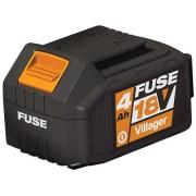 Baterija Villager 4.0Ah FUSE 18V