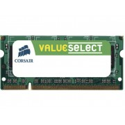 Corsair ValueSelect VS2GSDS800D2 2 GB DDR2-RAM Laptop-werkgeheugen module 800 MHz 1 x 2 GB