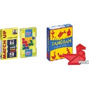 Virgo Toys Matchup and Tangram (Combo)