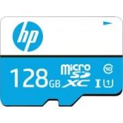 HP U1 128 GB MicroSDXC Class 10 100 Mbps Memory Card