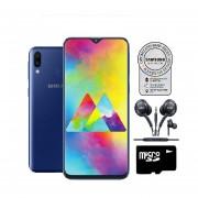 "Celular Samsung Galaxy M20 Nacional 6.3"" 32GB + 3GB RAM + MicroSD 64GB Audífonos"