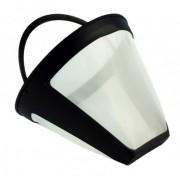 Permanentní nylonový filtr na kávu velikost 4 Worwo FCF02AB
