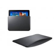 "Samsung Custodia Fondina EFC-1B1LBECSTD Cover in Pelle Nero Originale per Galaxy Tab 2 3 4 Pro Note 10.1"""