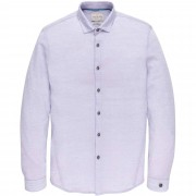 Cast Iron Long sleeve shirt jersey pique jac persian violet