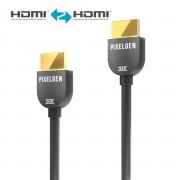 Pixelgen PXL-CBH05 - HDMI-kabel, THX certifierad - 0,50m