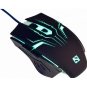 Mouse Gaming Sandberg Eliminator USB 2400dpi Black