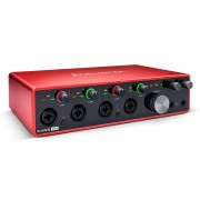 Focusrite Scarlett 18i8 3rd Gen Interface de audio