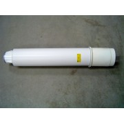 parapet fali átvezetés kondenz átm: 60/100 PPs/Alu PAPA60100