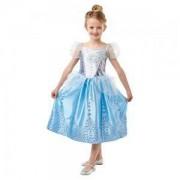 Детски карнавален костюм Принцеса Пепеляшка Rubies, 2 налични размера, 640718