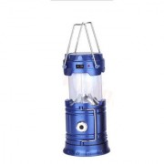 LED Solar Emergency Light Bulb (Lantern) - Travel Camping Lantern - Assorted Colours