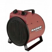 Aeroterma Electrica RAIDER RD-EFH03, 3 KW, 230 V, 30 MC