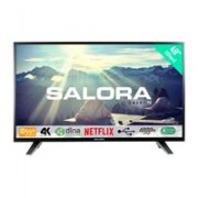 "Salora 3500 series Een 49"" (124CM) Ultra HD (4K) SMART LED TV met Netflix, DV (49UHS3500)"