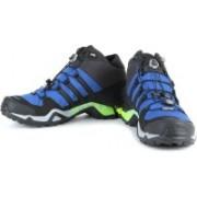 ADIDAS TERREX FAST R MID GTX Men Outdoor Shoes For Men(Black, Blue)