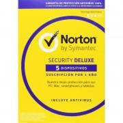 Symantec Norton Security Deluxe 5 Licencias