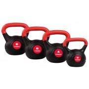 Utezi kettlebell presvučeni u PVC od 6 ili 8 kg