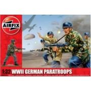 Kit constructie Airfix soldati German Paratroops WWII