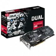 ASUS Radeon RX 580 OC 8GB GDDR5 256bit - DUAL-RX580-O8G