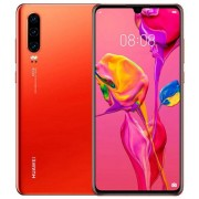 "Telefon Mobil Huawei P30, Procesor Octa-Core Kirin 980, Capacitive touchscreen 6.1"", 6GB RAM, 128GB Flash, Camera Tripla 40+16+8MP, Wi-Fi, 4G, Dual SIM, Android (Rosu) + Cartela SIM Orange PrePay, 6 euro credit, 6 GB internet 4G, 2,000 minute nationale si"
