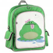 Beatrix NYBig Kid Back Pack Katarina Frog