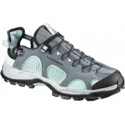Salomon Techamphibian 3 - sandali trekking - donna - Light Blue