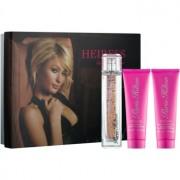 Paris Hilton Heiress coffret III. Eau de Parfum 100 ml + leite corporal 90 ml + Eau de Parfum 10 ml