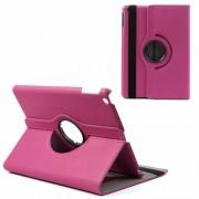Bolsa Rotativa em Pele Smart para iPad Air - Rosa Vivo